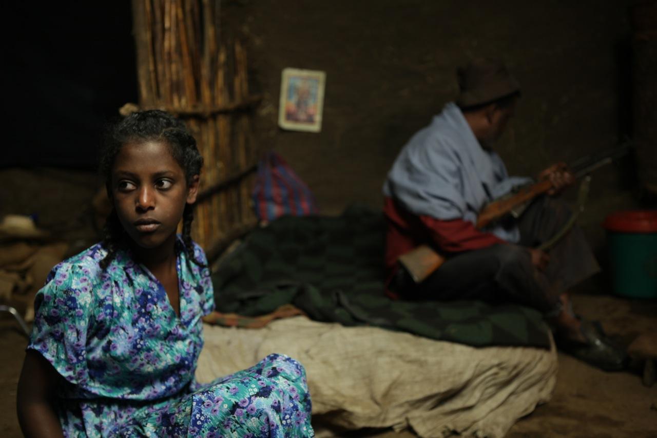 Zeresenay Berhane Mehari (writer/director), Difret, 35mm colour film, 2014, 99 min. production still_1
