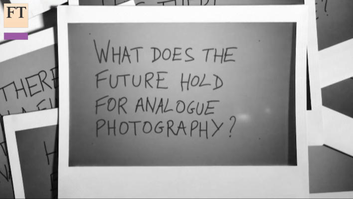 FT Video-what does the future hold for analogue photography?