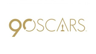 Logo for 90th Oscars.