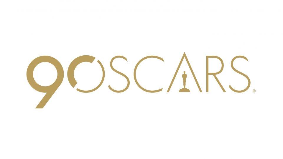 Logo for 90th Oscars.